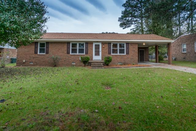 113 Belmont Drive, Greenville, NC 27858 (MLS #100140453) :: Century 21 Sweyer & Associates