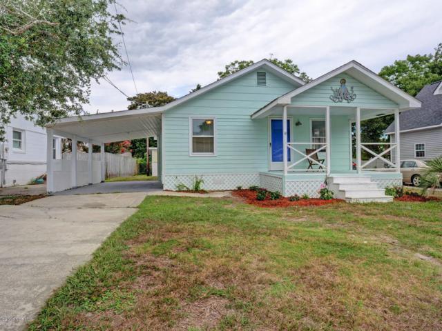 410 Raleigh Avenue, Carolina Beach, NC 28428 (MLS #100140460) :: Coldwell Banker Sea Coast Advantage