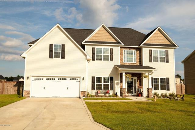 121 Saw Grass Drive, Jacksonville, NC 28454 (MLS #100140515) :: Chesson Real Estate Group