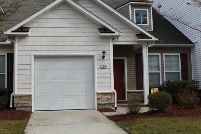 230 Pilot House Place, Carolina Shores, NC 28467 (MLS #100140581) :: The Keith Beatty Team