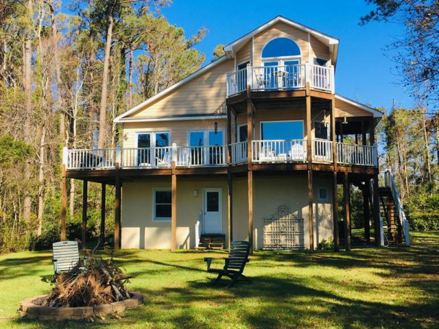 174 Windy Point Road, Beaufort, NC 28516 (MLS #100140598) :: The Oceanaire Realty