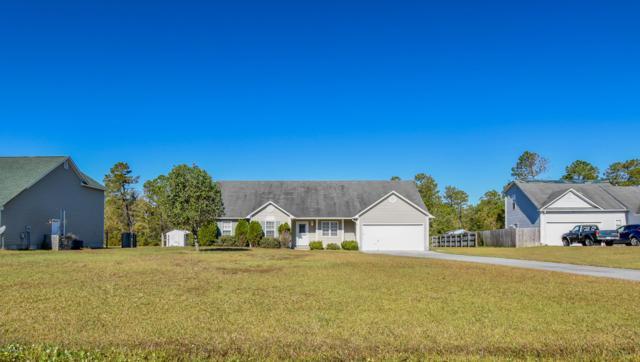 119 Quail Creek Drive, Hubert, NC 28539 (MLS #100140630) :: Harrison Dorn Realty
