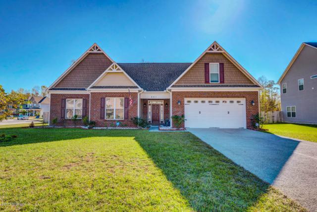 801 Oleander Street, Jacksonville, NC 28540 (MLS #100140737) :: Coldwell Banker Sea Coast Advantage