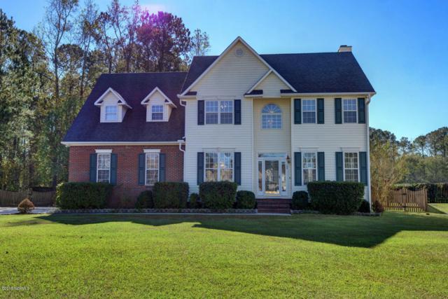 100 Drayton Hall, Jacksonville, NC 28540 (MLS #100140771) :: Harrison Dorn Realty
