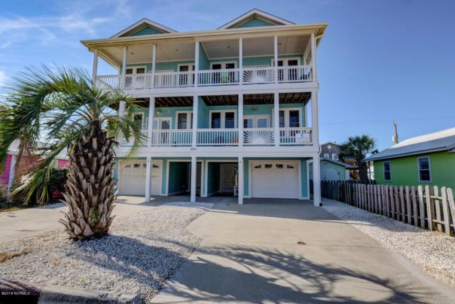 630 S Fort Fisher Boulevard A, Kure Beach, NC 28449 (MLS #100140801) :: Coldwell Banker Sea Coast Advantage