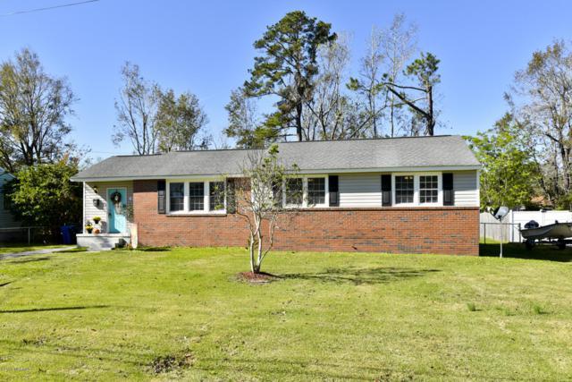 409 Seminole Trail, Jacksonville, NC 28540 (MLS #100140899) :: Harrison Dorn Realty