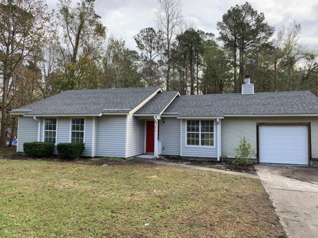 813 Mill River Road, Jacksonville, NC 28540 (MLS #100140905) :: Harrison Dorn Realty