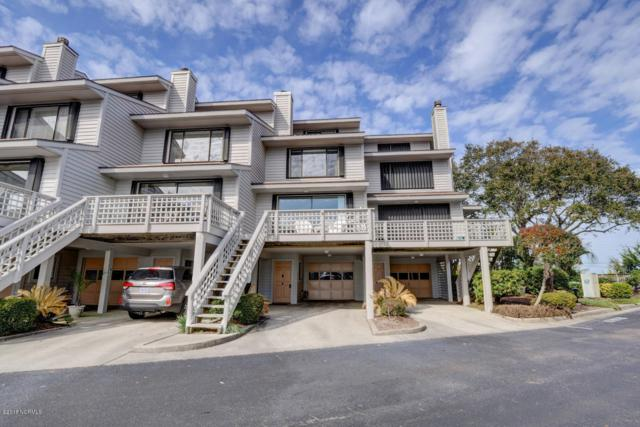 8 Lookout Harbour #8, Wrightsville Beach, NC 28480 (MLS #100140923) :: The Oceanaire Realty