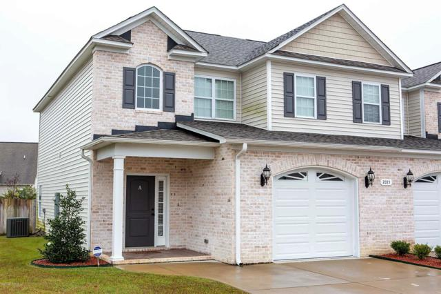 2015 Leighton Drive A, Greenville, NC 27834 (MLS #100140945) :: Courtney Carter Homes
