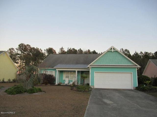 105 S Palm Drive, Winnabow, NC 28479 (MLS #100140972) :: Harrison Dorn Realty