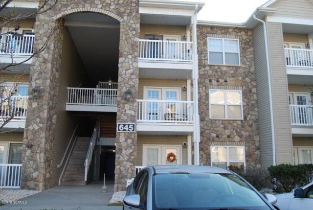 645 Condo Club Drive #306, Wilmington, NC 28412 (MLS #100140991) :: Vance Young and Associates