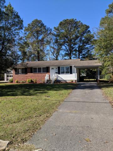 709 Seminole Trail, Jacksonville, NC 28540 (MLS #100141040) :: The Bob Williams Team