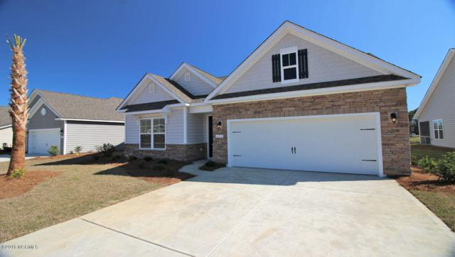 8346 Reidmont Drive SE Lot 31, Southport, NC 28461 (MLS #100141153) :: RE/MAX Essential