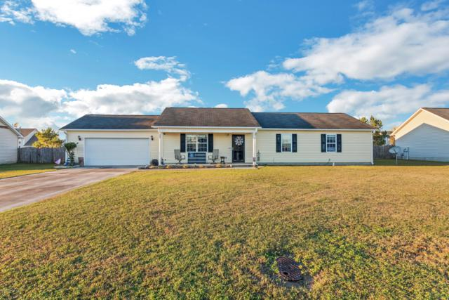 111 Airleigh Place, Richlands, NC 28574 (MLS #100141158) :: Century 21 Sweyer & Associates
