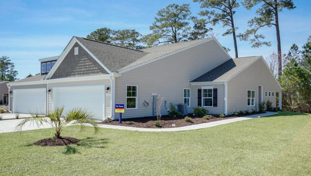 1928 Coleman Lake Drive 551B, Carolina Shores, NC 28467 (MLS #100141161) :: The Keith Beatty Team
