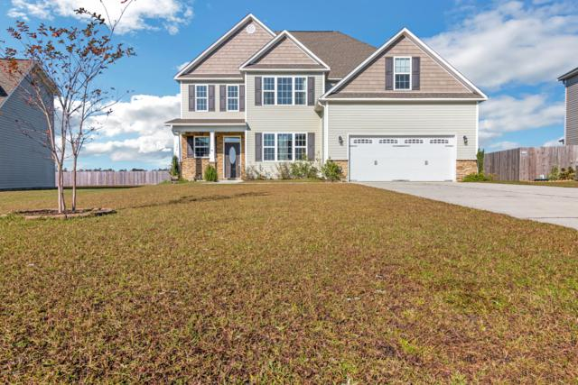 124 Saw Grass Drive, Jacksonville, NC 28540 (MLS #100141330) :: RE/MAX Essential