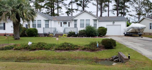 831 Bogie Lane SW, Calabash, NC 28467 (MLS #100141390) :: Chesson Real Estate Group