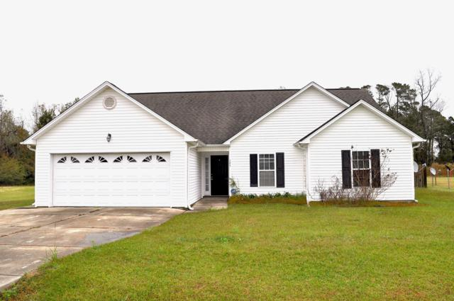 125 Spring Leaf Lane, Jacksonville, NC 28540 (MLS #100141551) :: Century 21 Sweyer & Associates