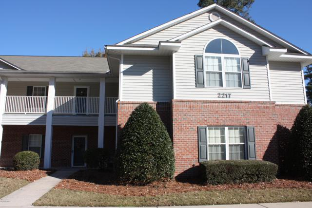 2217 Locksley Woods Drive G, Greenville, NC 27858 (MLS #100141587) :: Vance Young and Associates