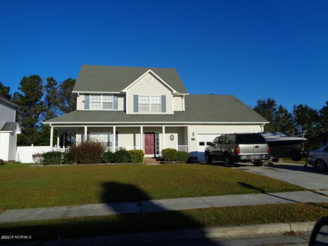 111 Grantham Lane, Jacksonville, NC 28546 (MLS #100141723) :: Terri Alphin Smith & Co.