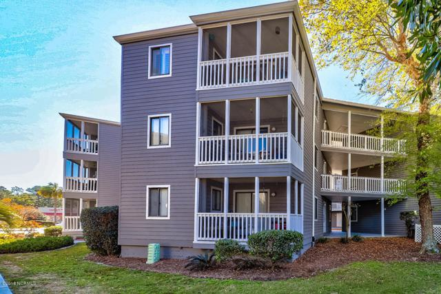 10174 Beach Drive SW 1-302, Calabash, NC 28467 (MLS #100141724) :: Vance Young and Associates