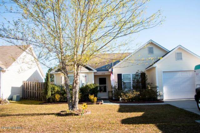 1526 Pine Harbor Way, Leland, NC 28451 (MLS #100141746) :: Century 21 Sweyer & Associates