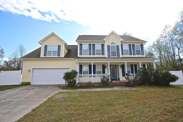 209 Anson Court, Jacksonville, NC 28540 (MLS #100141797) :: The Keith Beatty Team