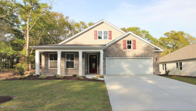5383 Glennfield Circle SE Lot #52, Southport, NC 28461 (MLS #100141869) :: RE/MAX Essential