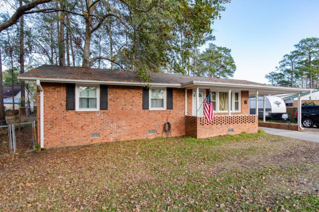 842 Gum Branch Road, Jacksonville, NC 28540 (MLS #100141947) :: Century 21 Sweyer & Associates
