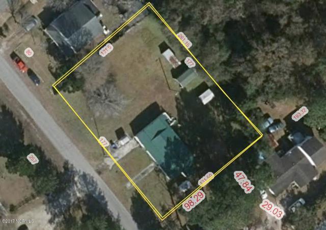 206 Sanders Street, Holly Ridge, NC 28445 (MLS #100141951) :: The Oceanaire Realty