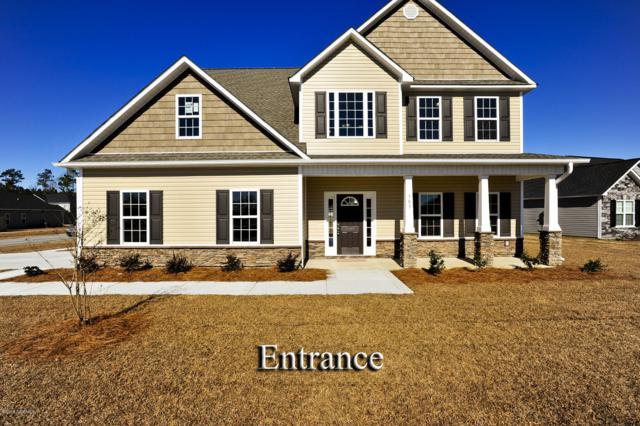 715 Kiwi Stone Circle, Jacksonville, NC 28546 (MLS #100142094) :: Chesson Real Estate Group