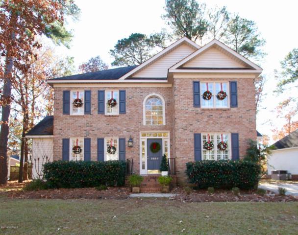 1800 Muirfield Drive, Greenville, NC 27858 (MLS #100142160) :: Century 21 Sweyer & Associates