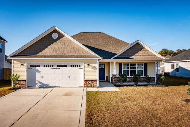 432 Derrick Drive, Sneads Ferry, NC 28460 (MLS #100142251) :: Courtney Carter Homes