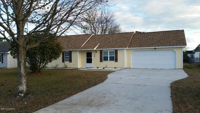 308 Foxtrace Lane, Hubert, NC 28539 (MLS #100142321) :: Terri Alphin Smith & Co.
