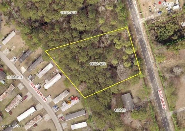 Tbd Walton Road, Midway Park, NC 28544 (MLS #100142332) :: Terri Alphin Smith & Co.