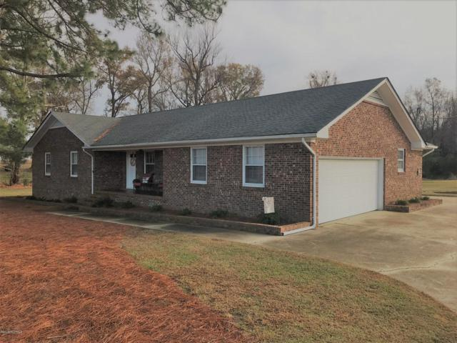7326 Smokehouse Road, Stantonsburg, NC 27883 (MLS #100142363) :: The Bob Williams Team