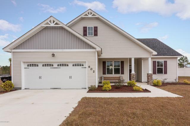 602 Winfall Drive, Holly Ridge, NC 28445 (MLS #100142435) :: Coldwell Banker Sea Coast Advantage