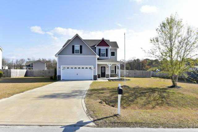 120 Buckhaven Drive, Richlands, NC 28574 (MLS #100142453) :: Courtney Carter Homes