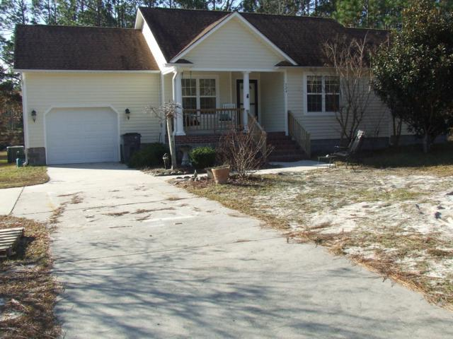 524 Eagle Lane, Southport, NC 28461 (MLS #100142457) :: Vance Young and Associates