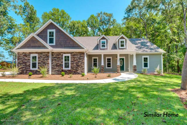 442 Crows Nest Lane, Sneads Ferry, NC 28460 (MLS #100142458) :: The Oceanaire Realty