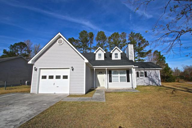100 Lariat Lane, Jacksonville, NC 28546 (MLS #100142477) :: The Oceanaire Realty