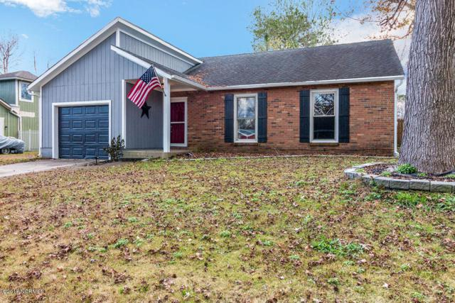 1104 Audrey Court, Jacksonville, NC 28540 (MLS #100142494) :: The Oceanaire Realty