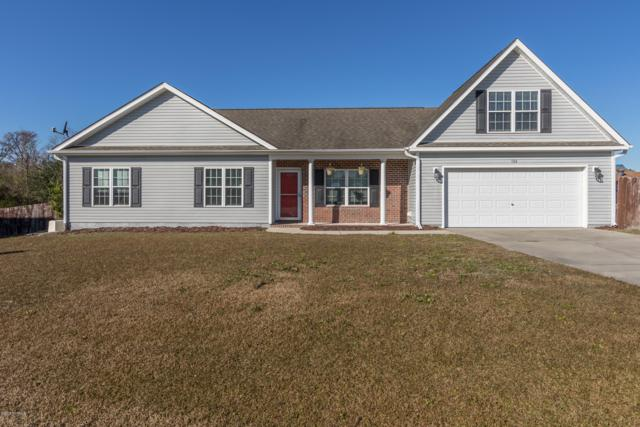 104 Cartwright Court, Richlands, NC 28574 (MLS #100142513) :: Courtney Carter Homes