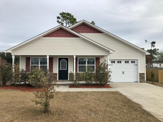 604 Parsley Drive, Hubert, NC 28539 (MLS #100142535) :: Courtney Carter Homes