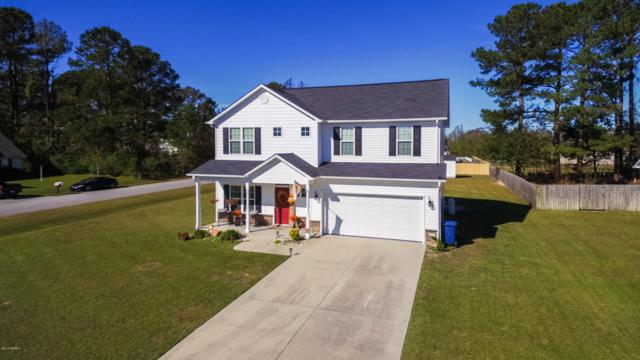 201 Suzie Court, Richlands, NC 28574 (MLS #100142536) :: Courtney Carter Homes