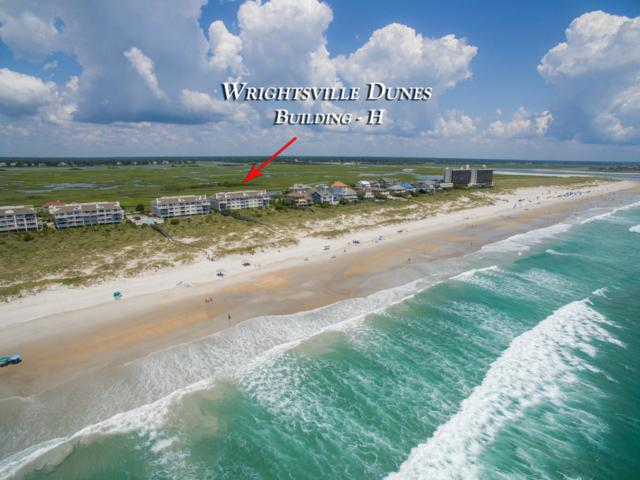 2514 N Lumina Avenue 1-D, Wrightsville Beach, NC 28480 (MLS #100142607) :: The Oceanaire Realty