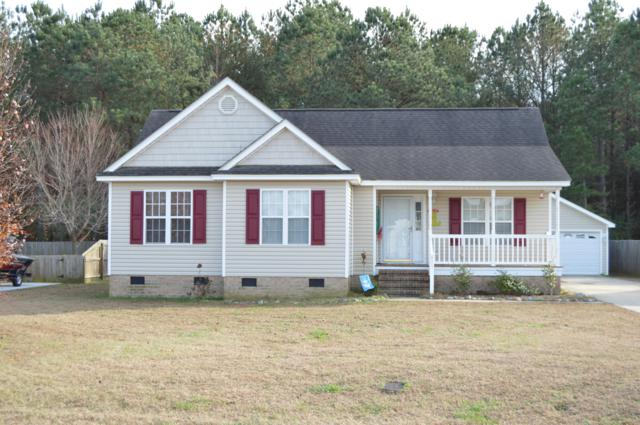 611 Tammy Drive, Tarboro, NC 27886 (MLS #100142609) :: The Oceanaire Realty