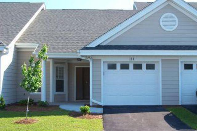114 Willow Pond Drive #114, Morehead City, NC 28557 (MLS #100142644) :: Coldwell Banker Sea Coast Advantage