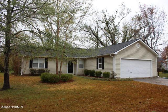 109 Pine Needle Drive, Hubert, NC 28539 (MLS #100142689) :: Century 21 Sweyer & Associates
