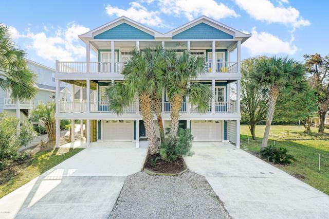 107 Dow Avenue A, Carolina Beach, NC 28428 (MLS #100142700) :: RE/MAX Essential